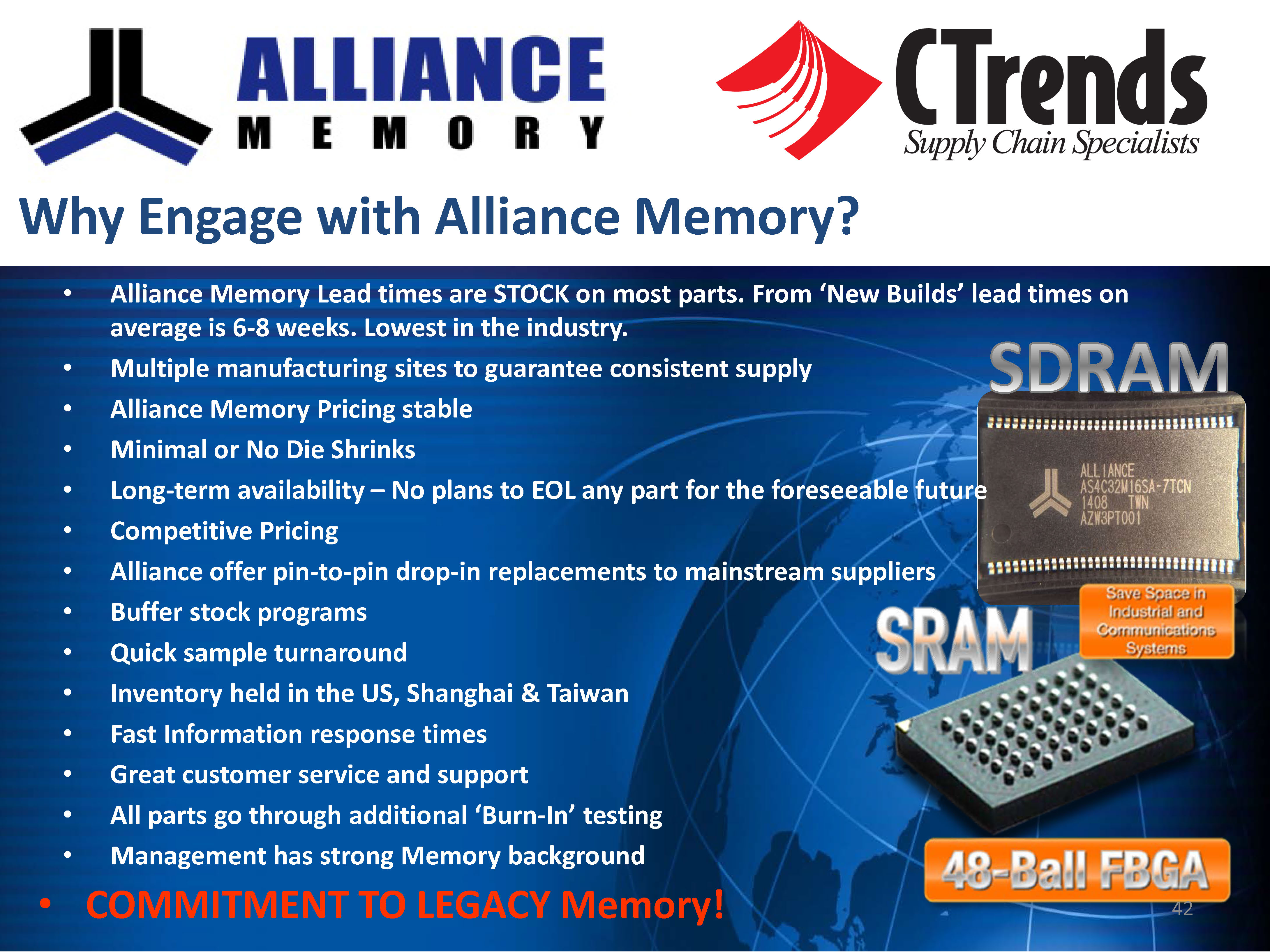 Why buy Alliance Memory?